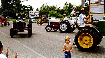 Old Tractor Society